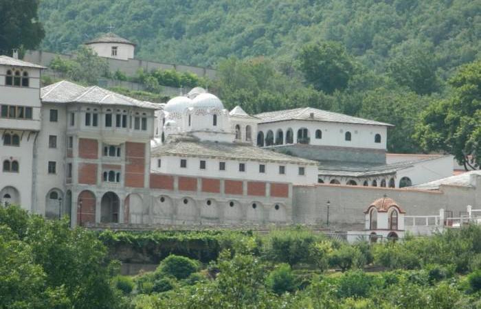 Παναγία η Εικοσιφοίνισσα: Το παλαιότερο μοναστήρι σε Ελλάδα και ...