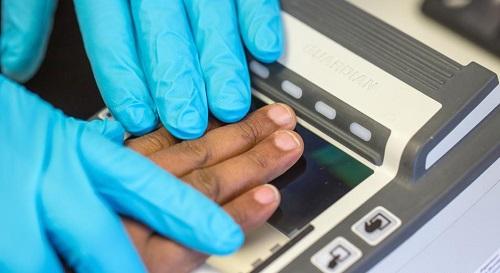 fingerprint syskevi