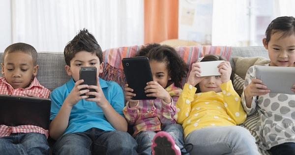 kids smartphones tablets