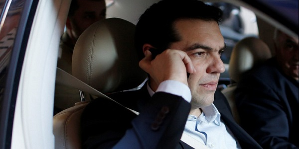tsipras phone