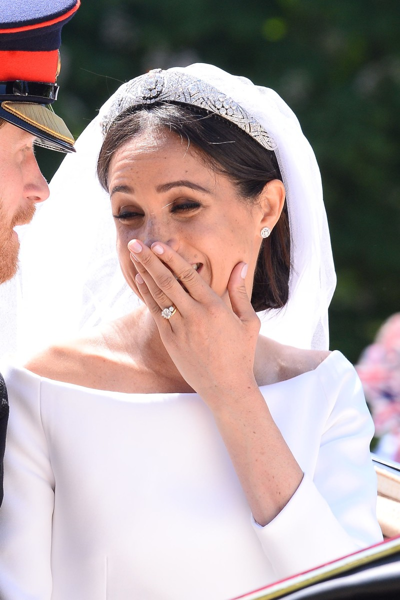 Οι πιο αποκαλυπτικές φωτογραφιες απο τον γάμο της χρονιάς στην Αγγλία! #RoyalWedding