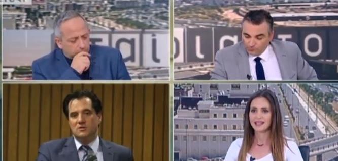 Η Μανταλένα Παπαδοπούλου ΞΕΦΤΙΛΙΣΕ τον Αδωνι Γεωργιάδη