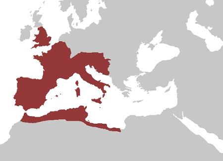 hartis dytiki romaiki aftokratoria