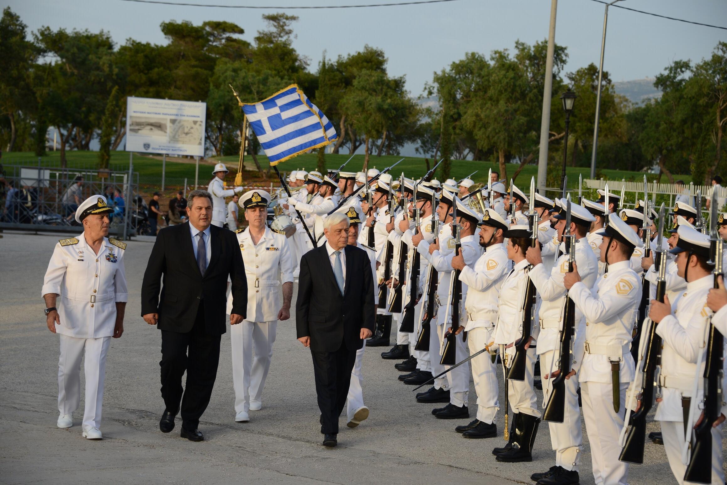 Πάνος Καμμένος: Όρκος απέναντι στο Έθνος, στους ήρωες Προγόνους μας, στον Ελληνικό λαό, ενώπιον του Θεού.