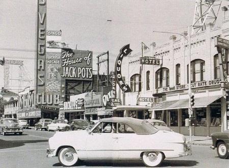 las vegas 1950