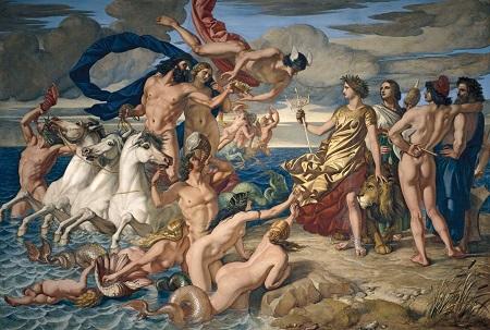 Η βάση της ελληνικής μυθολογίας χρονολογικά πρέπει να φτάνει ως το 16.000 πριν από σήμερα