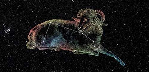 asterismos krios