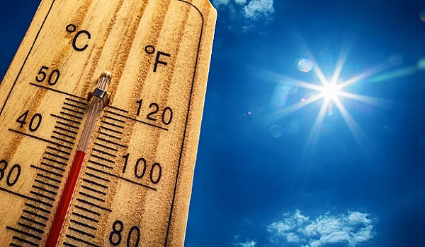 thermometer hot
