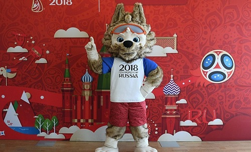 world cup 2018 mascot1