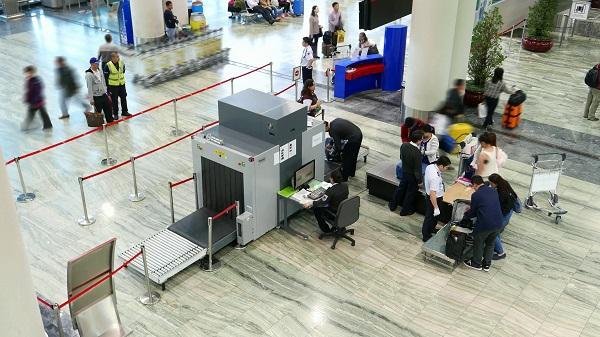 aerodromio scanner