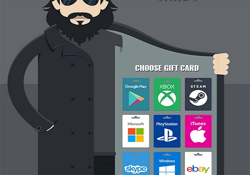 giftcards fake