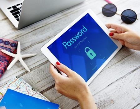 password tablet
