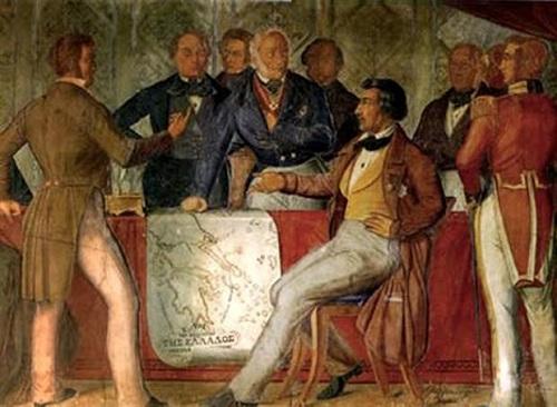 Συνθήκη του Λονδίνου (1827): Η απόφαση που άλλαξε ουσιαστικά τα ...