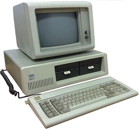 ibm pc first