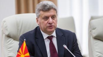 ΠΓΔΜ: Ο Πρόεδρος Ιβάνοφ θα απέχει από το δημοψήφισμα