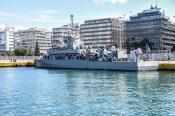 Κοσμοσυρροή στα πλοία του ΠΝ για την επέτειο της 28ης Οκτωβρίου (1)
