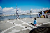 Κοσμοσυρροή στα πλοία του ΠΝ για την επέτειο της 28ης Οκτωβρίου (3)