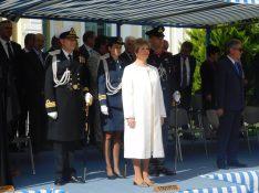 Μαρία Κόλλια Τσαρουχά εκπροσώπησε την Ελληνική Κυβέρνηση στον εορτασμό της 28ης Οκτωβρίου στην πόλη τ