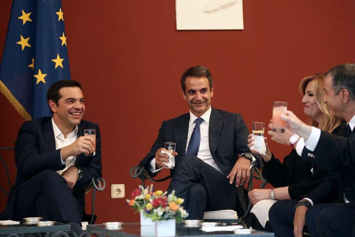 Βόμβα: Ο ισχυρός επιχειρηματικός όμιλος που προωθεί το σενάριο της συγκυβέρνησης ΣΥΡΙΖΑ, ΝΔ και ΚΙΝΑΛ.