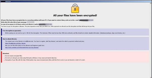 keimeno ransomware