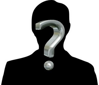man silhouette question mark112
