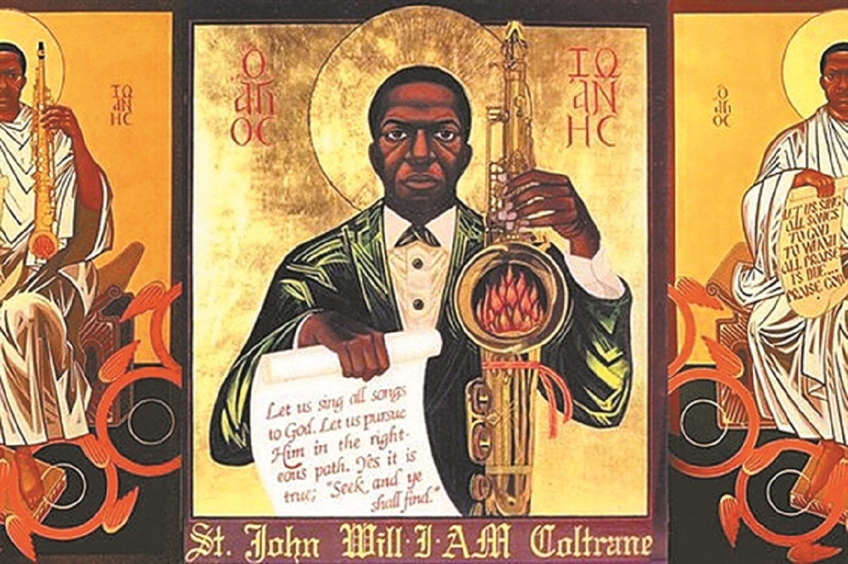 saint-john-coltrane-in «Ας τραγουδήσουμε όλα τα τραγούδια στον Θεό. Ας τον ακολουθήσουμε στον δρόμο της αρετής. Ναι, είναι αλήθεια. Ερεύνα και θα βρεις».