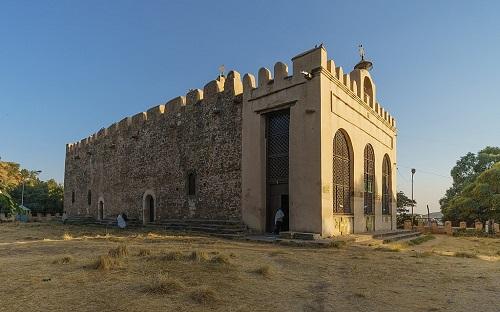 aithiopia holy mary church