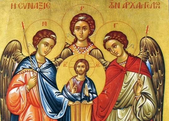 Αρχάγγελοι Μιχαήλ και Γαβριήλ: Τι γιορτάζουμε στις 8 Νοεμβρίου