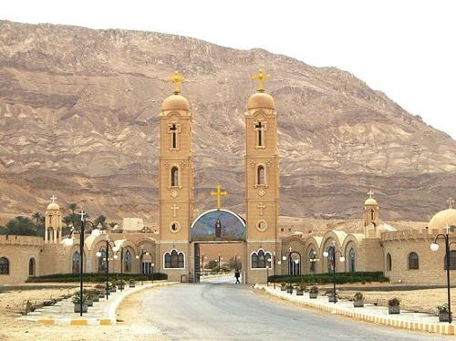 egypt monastery saint antony