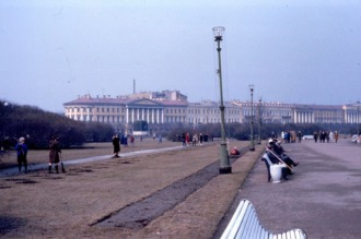 Leningrad in the 1970s This Is What Leningrad Looked Like in the Mid-1970s cccp ussr lenin (26)