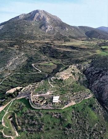 mykines akropolis