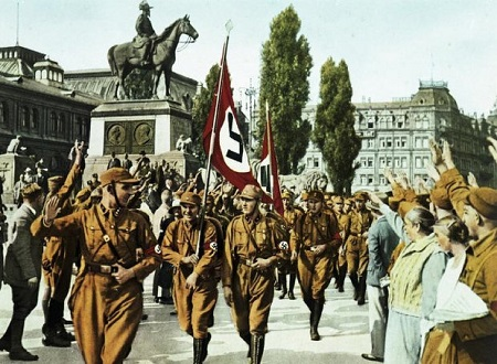 nazistika tagmata efodou