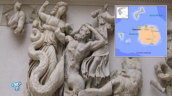 nisyros mythology