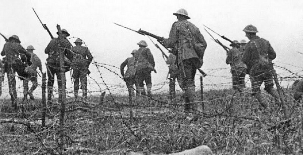 world war1 soldiers