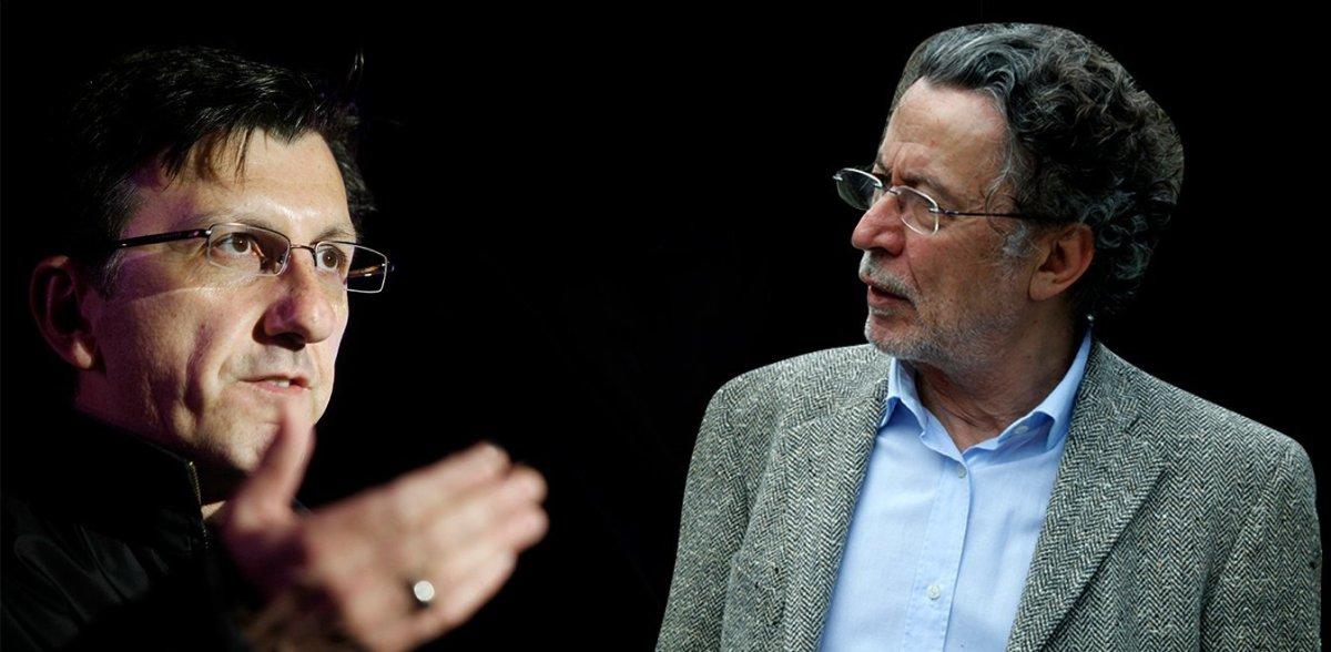 Σφοδρή αντιπαράθεση του Μάκη Τριανταφυλλόπουλου με τον Άρη Πορτοσάλτε με φόντο την τρομοκρατική ενέργεια στο Σκάι