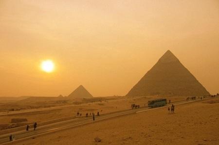 egypt pyramides