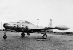 F-84G Thunderstreak