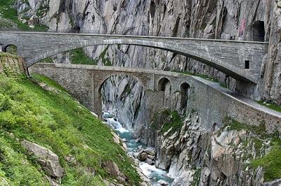 Έξι Γέφυρες του Διαβόλου (φωτογραφίες)