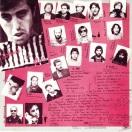 Το οπισθόφυλλο από το δίσκο του Zorba the Freak