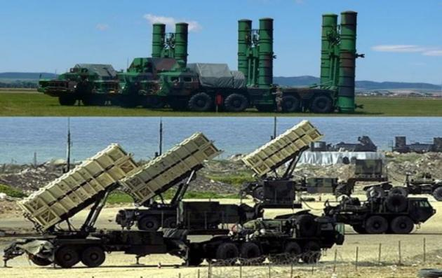 S400 PATRIOT MIM-104 S-400 C-400 Триумф, Triumph; NATO reporting name: SA-21 Growler
