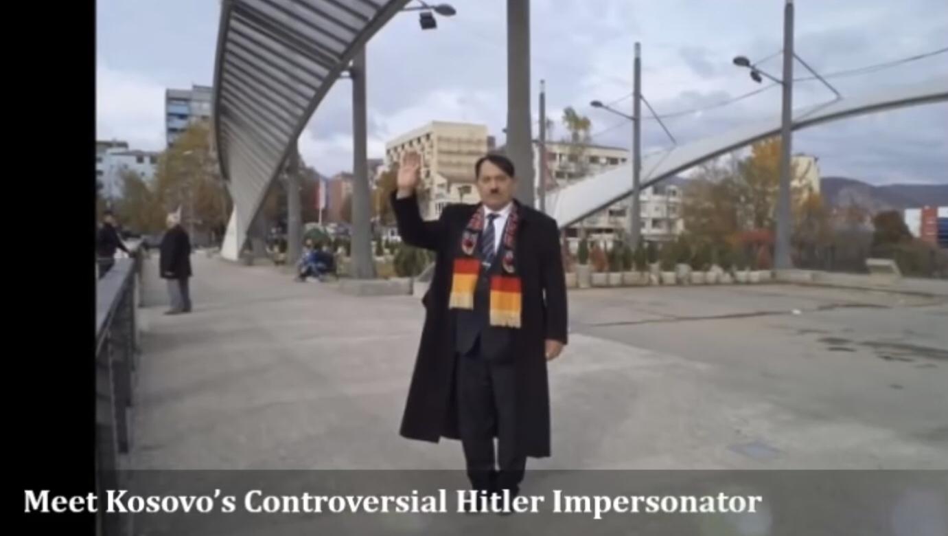 Η λατρεία των Κοσσοβάρων στους Γερμανούς, δεν κρύβεται. Μέχρι και το Χίτλερ ανέστησαν.