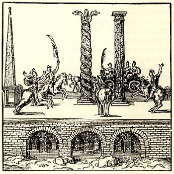 konstantinoupoli ippodromos ancient