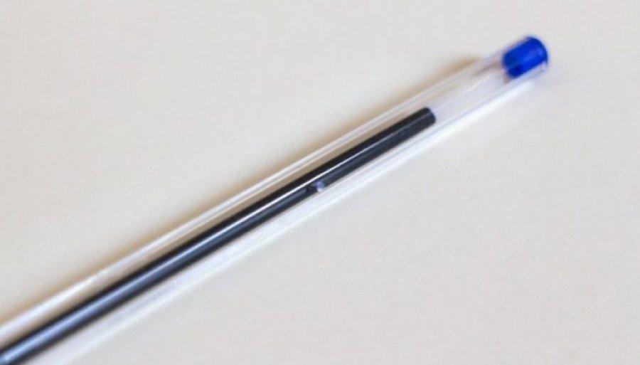 Γιατί αυτά τα στυλό έχουν μια μικροσκοπική τρύπα στο περίβλημά τους