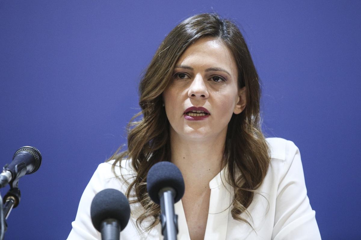 Εφη Αχτσιόγλου: Εξαιρετικά θετικός ο Μάρτιος σε ό,τι αφορά την πορεία της απασχόλησης. @E_Achtsioglou