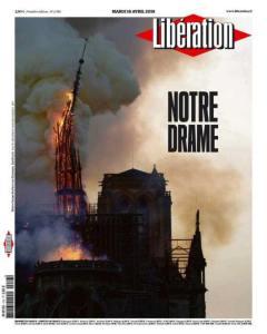 Libération Notre Dame Notre Drame