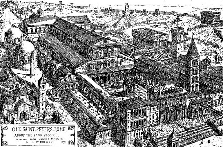 vatican vasiliki agiou petrou old