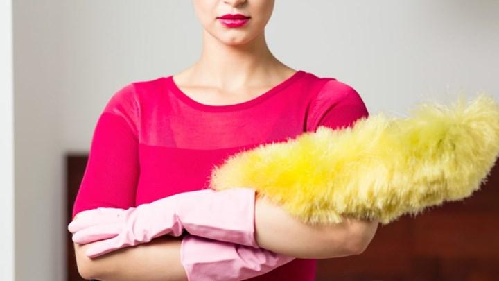 Μήπως το σπίτι σας έχει μόνιμα σκόνη; 2 πράγματα που ίσως δεν κάνετε σωστά.