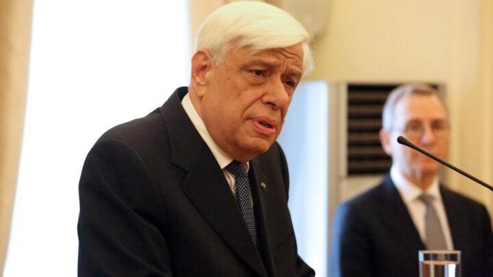 Προκόπης Παυλόπουλος: Η Ελλάδα, εγγυητής της διεθνούς και της ευρωπαΐκής νομιμότητας.