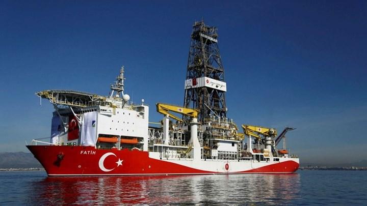 ΡΑΓΔΑΙΕΣ ΕΞΕΛΙΞΕΙΣ Ξεκίνησε τη γεώτρηση ο Πορθητής συμφωνα με ανακοίνωση του Τούρκου υπουργού ενέργειας.