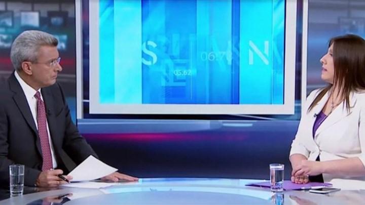 Η Ζωή Κωνσταντοπουλου στον Νίκο Χατζηνικολαου ξεσκεπάζει τον ύποπτο ρόλο του Βαρουφάκη στις εκλογές.